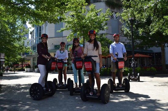 Atlanta Segway Tour: Midtown ...