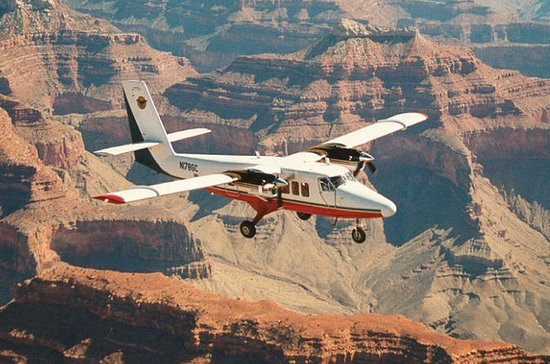 Rondvlucht over de Grand Canyon West ...