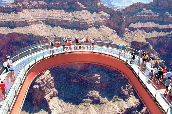 Grand Canyon West Rim with...