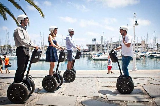 Barcelona Segway Tour with Gothic...