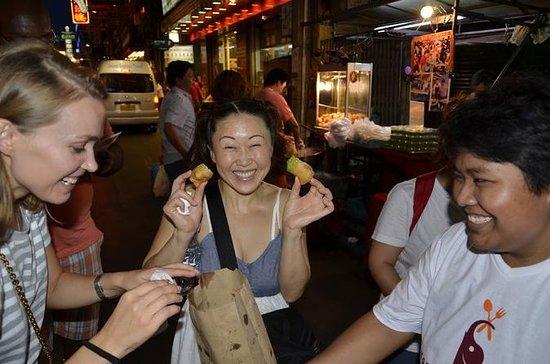 Sabores de Bangkok: Recorrido...