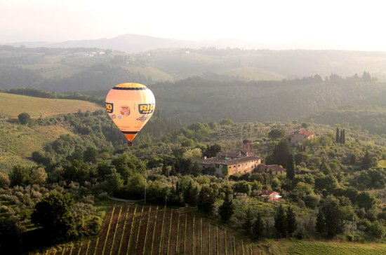 Toscana Hot Air Balloon Flight