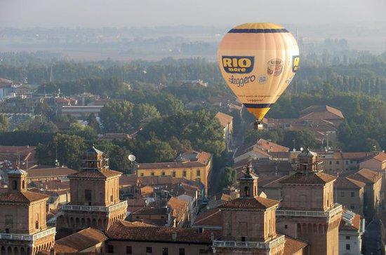 Private Tour: Emilia-Romagna Hot Air...