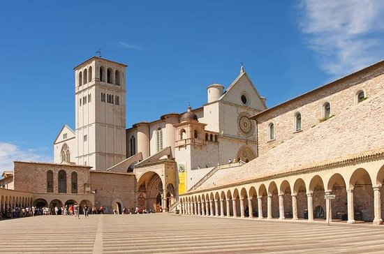 Assisi and Cortona Full-Day Tour from...