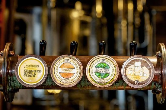 Auckland Craft Beer Walking Tour