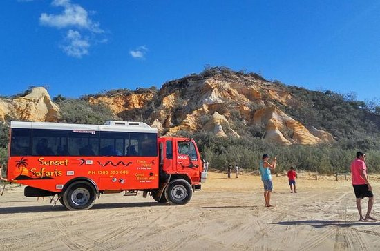 3-Day Fraser Island 4WD Tour from...