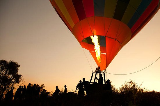 Atlas Mountains Hot Air Balloon with...
