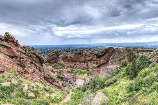 Denver Mountain Parks with Red Rocks...
