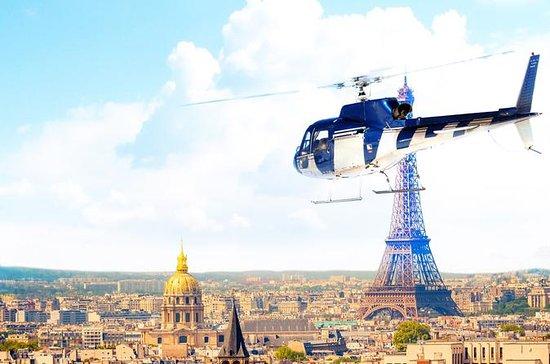 Tour in elicottero di Versailles da