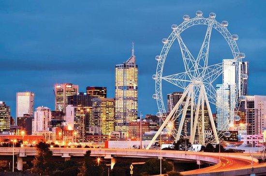 Melbourne Star Observation Wheel...