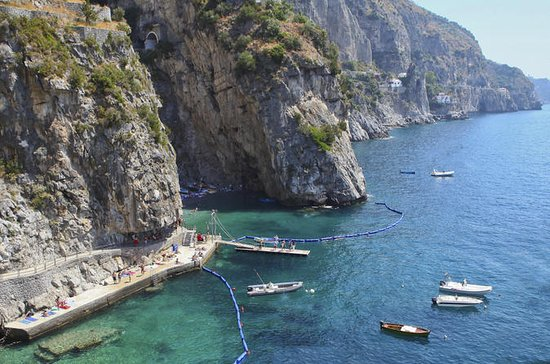Amalfi Coast Small-Group Cruise from...