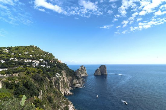 Capri Cruise from Amalfi, Praiano, or...