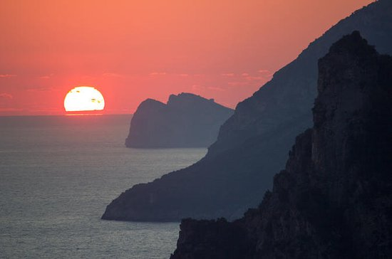 Private Tour: Amalfi Coast Sunset...