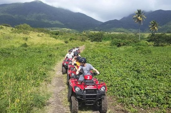 Tour ATV di Saint Kitts