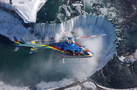 Niagara Falls Canada Tour: Helicopter, Cruise, Skylon Tower