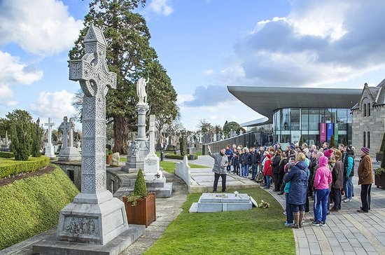 Dublin Glasnevin Cemetery Tour and Museum Admission Ticket