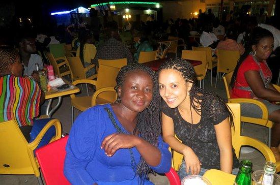 Visite nocturne de Kumasi