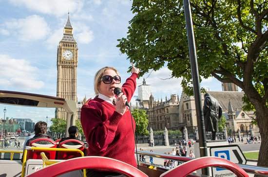 London Hop-on-Hop-off-Tour im großen ...