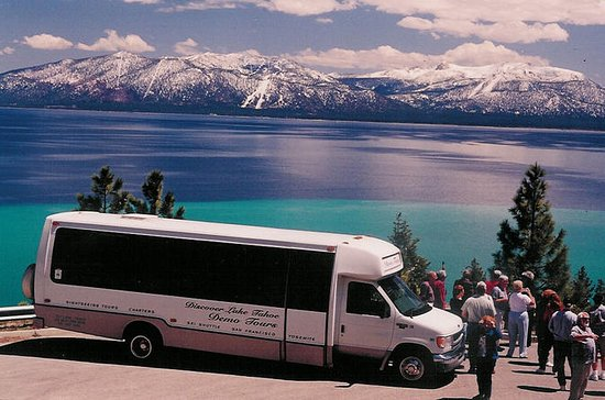 Lake Tahoe Circle Tour inklusive ...