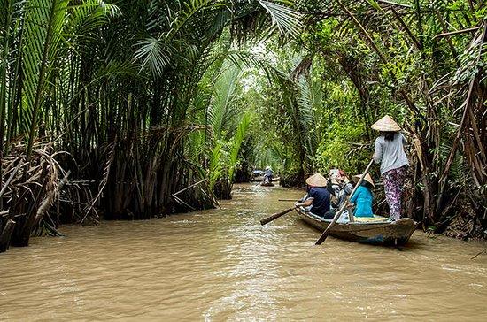 Tour por el Delta del Mekong...