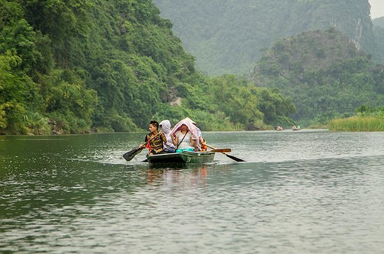Discover Ancient Hoa Lu and Trang An...