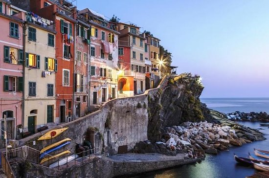 Cinque Terre Kayaking Trip from ...