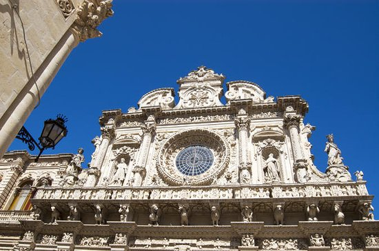 Lecce City Sightseeing Private Tour