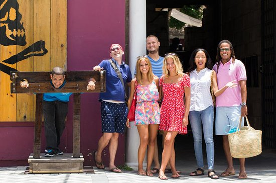Nassau Rum and Food Walking Tour