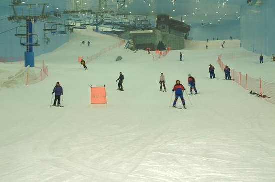 Ski Dubai Slope Sessions