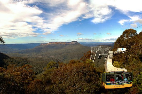 Blue Mountains from Sydney: Cruise...