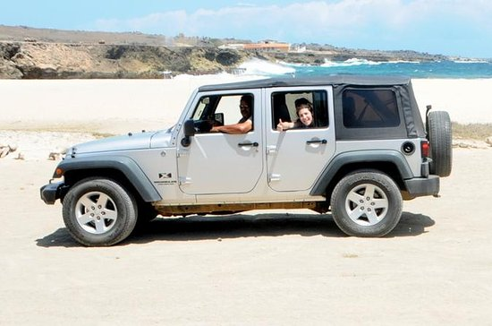 Aruba Off-Road Adventure: SUV Tour ...