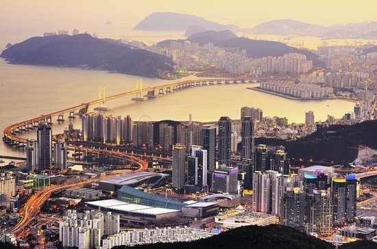 Busan 2-Night Semi-Independent