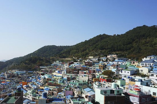 Busan Private Tour: Gamcheon Culture Village, Beomeosa Temple
