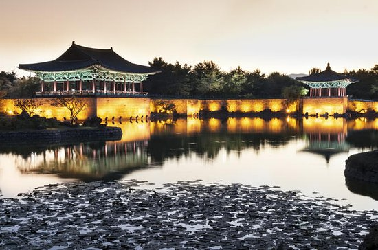 Gyeongju Tour from Busan: Seokguram Grotto, Bulguksa Temple