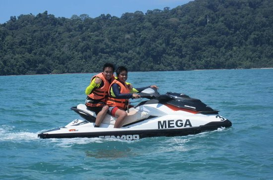 Langkawi Fishing Village Jet Ski Tour...