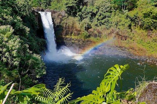 Big Island Waterfall Tour from Kona ...