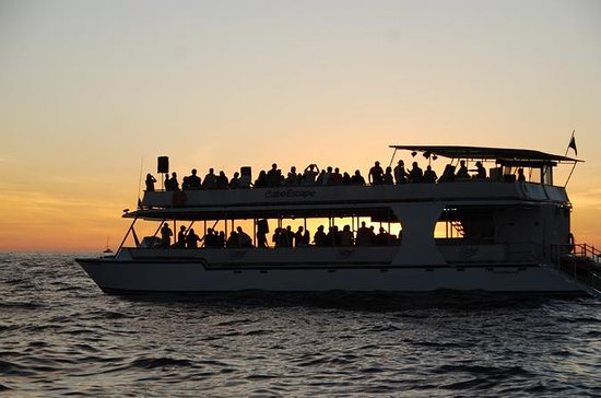 Sunset Fajita Cruise from Cabo San