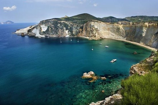 Ponza Island Full-Day Tour from Rome...