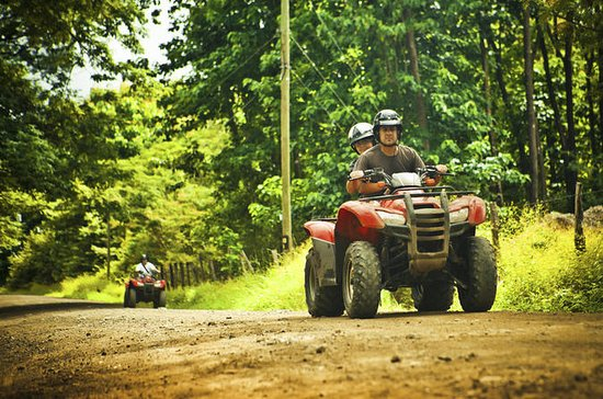 ATV Jungle Adventure de Chiang Mai