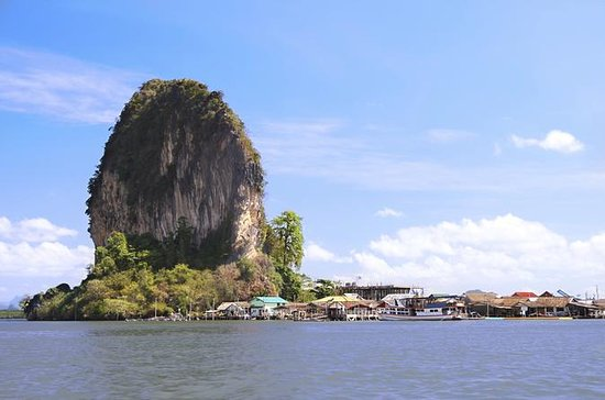 Phang Nga from Phuket: Suwan Kuha...