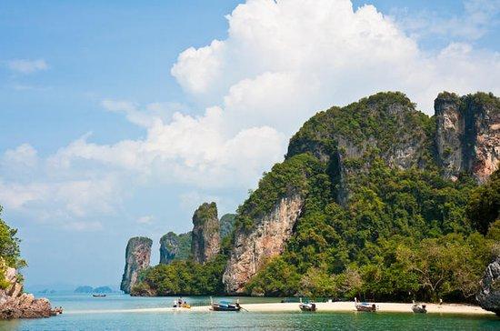 Cruzeiro pela baía de Phang Nga e...