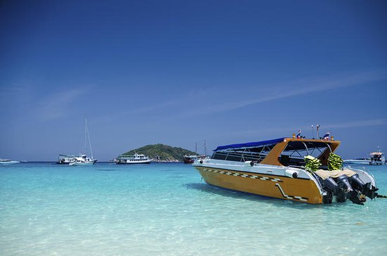Island-Hopping Day Tour by Speedboat...
