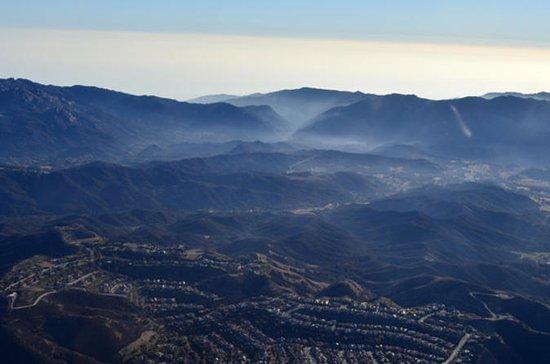 Hollywood City og Sign Air Tour