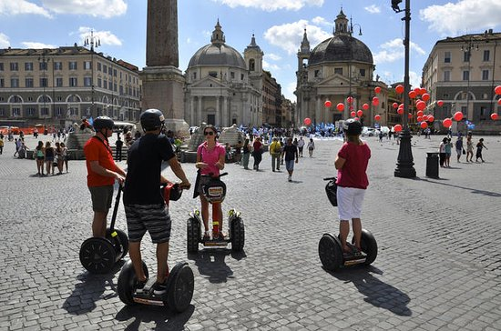 Rome Highlights Segway Tour with...