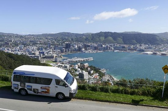 Wellington Hop-on Hop-Off Bus Tour