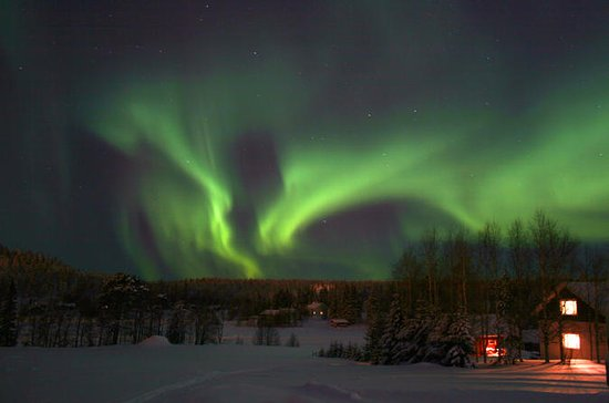 Lapland Northern Lights Safari by...