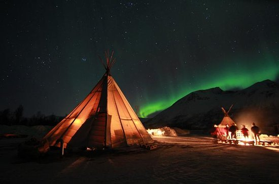 Lapland Northern Lights Tour from