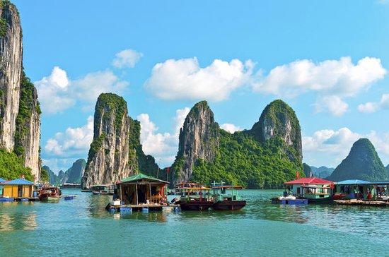Lo mejor de Hanoi en 3 noches: Tour por la ciudad y Crucero de noche...