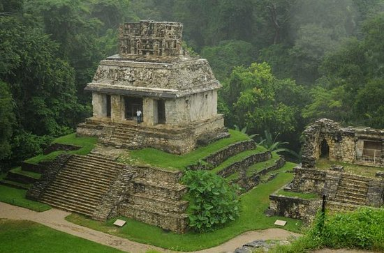 Palenque Mayan Ruins, Misol-Ha and ...