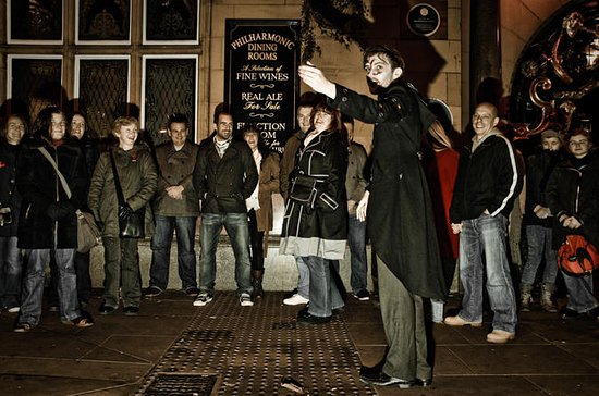 Liverpool Ghost Walking Tour with...